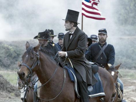 Кадр из к.ф «Линкольн»