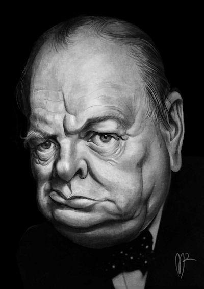 Черчилль.