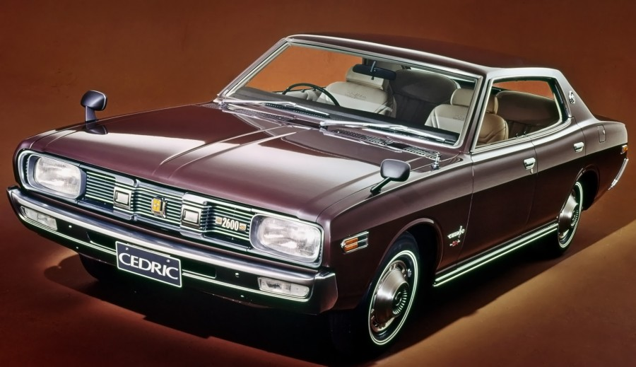1972_Nissan_Cedric_2600_hardtop_(230)_front
