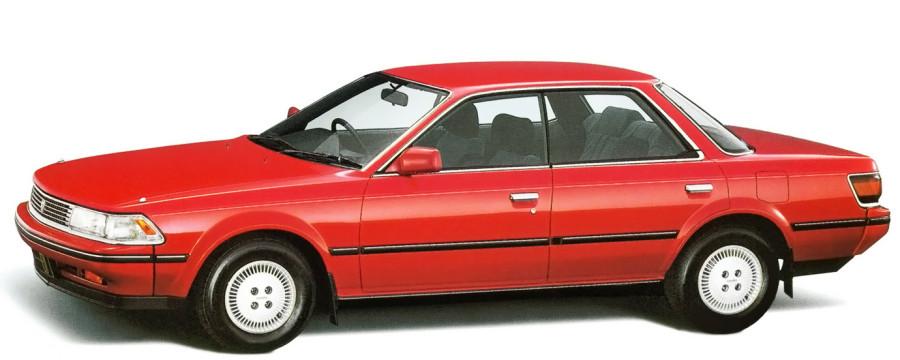 1985_Toyota_Carina_ED_(ST160)_red_side