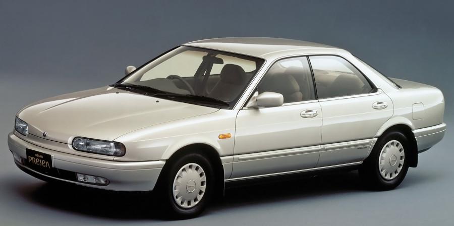 1990_Nissan_Presea_1800Ct-II_(R10)