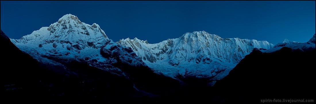 Untitled_Panorama6 в баз лагере перед рассветом