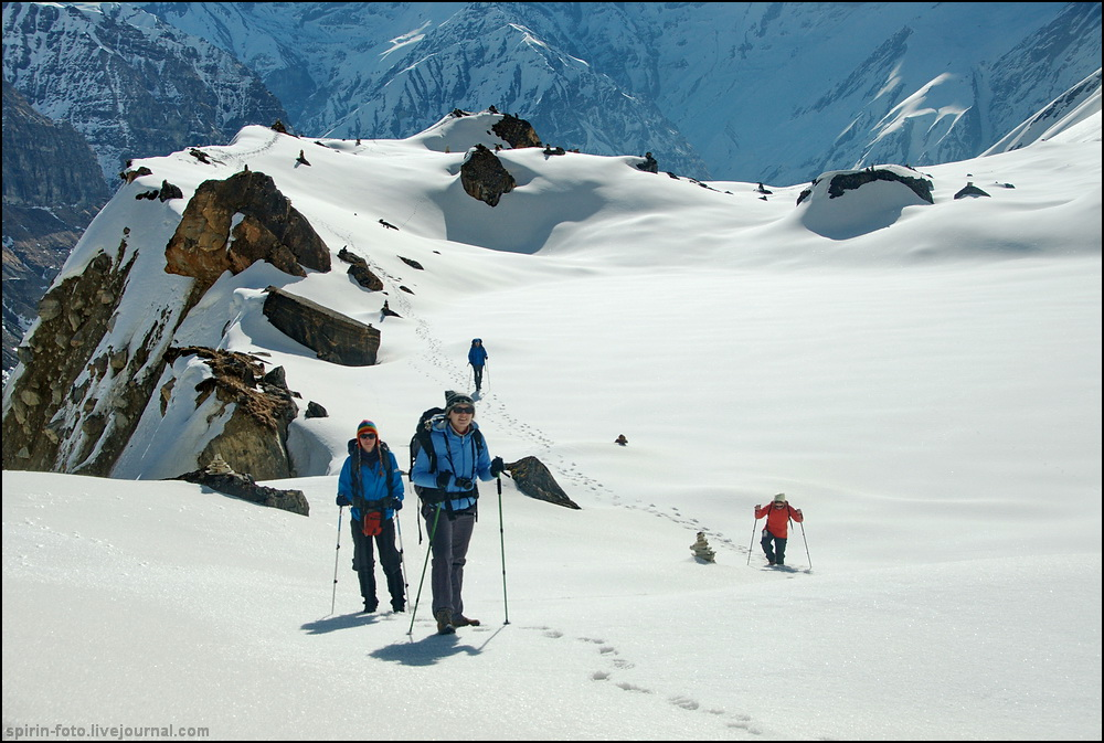 _DSC5960 по колено в снегу