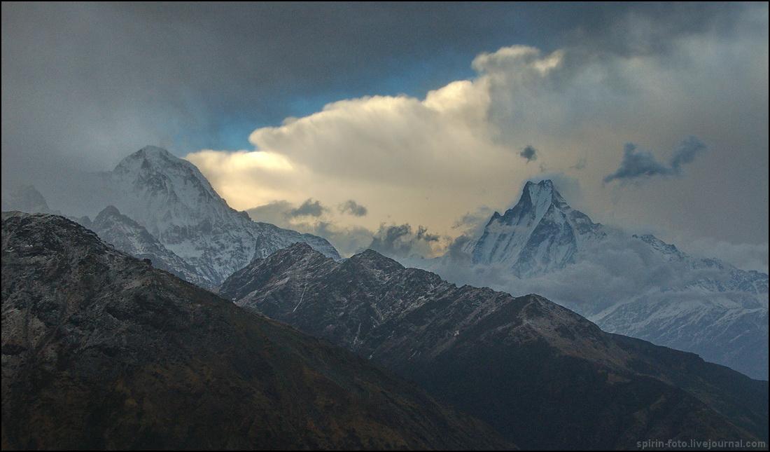 _DSC6109 горы на закате