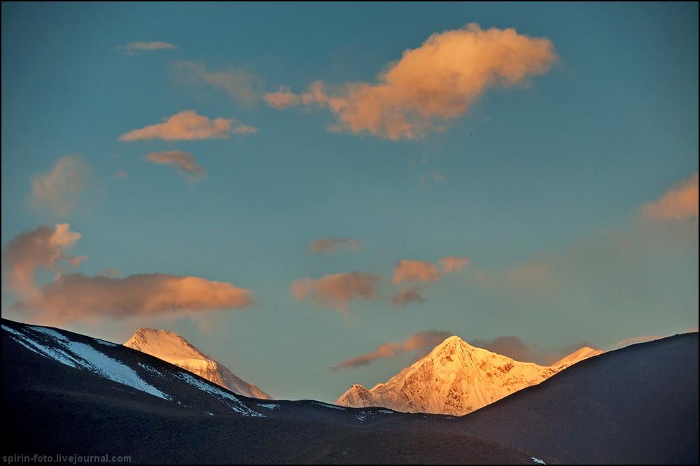 _DSC5694 горы на рассвете
