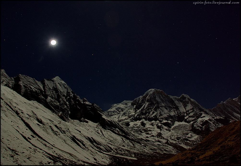 DSC_2263 луна над аннапурной