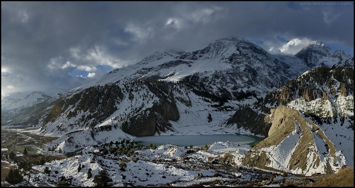 панорама 25 озеро утром сжат 1300