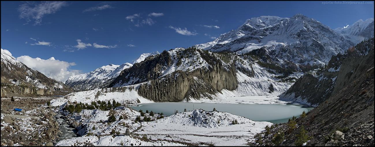панорама 20 озеро сжат 1300