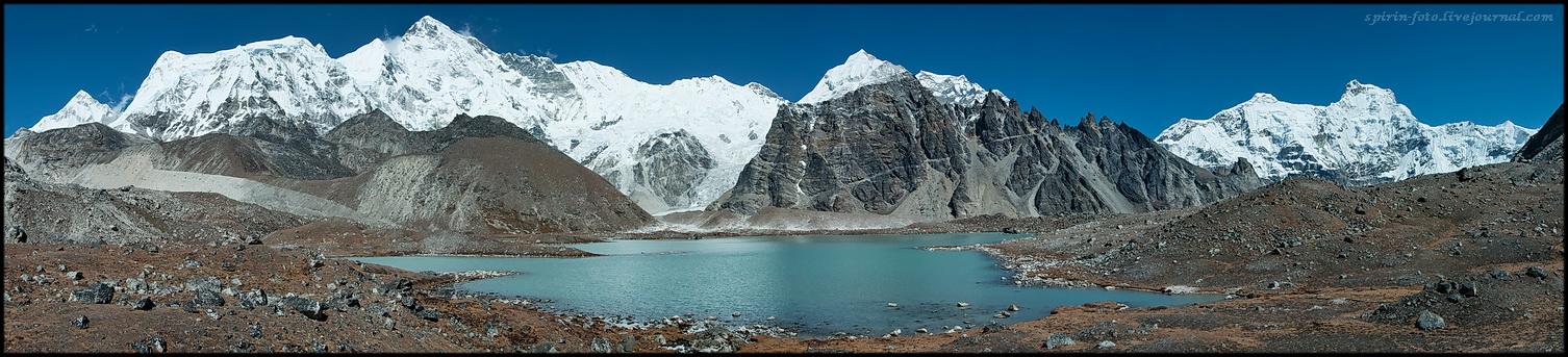 панорама озеро чо ойю расширенная сжат 1500