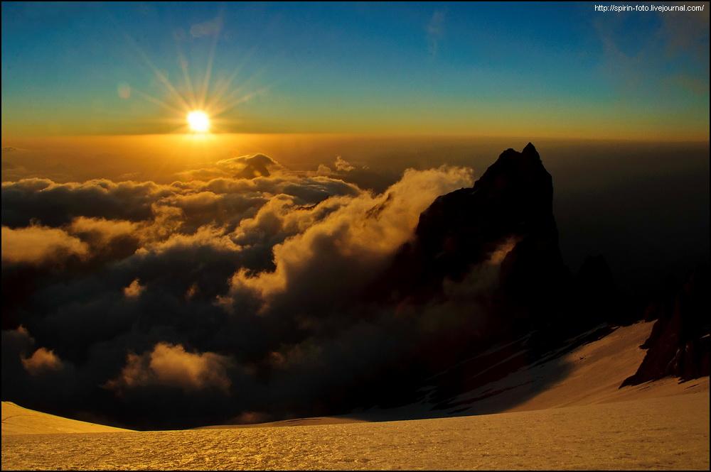 _DSC5838 закат на перевале Мирали - копирайт