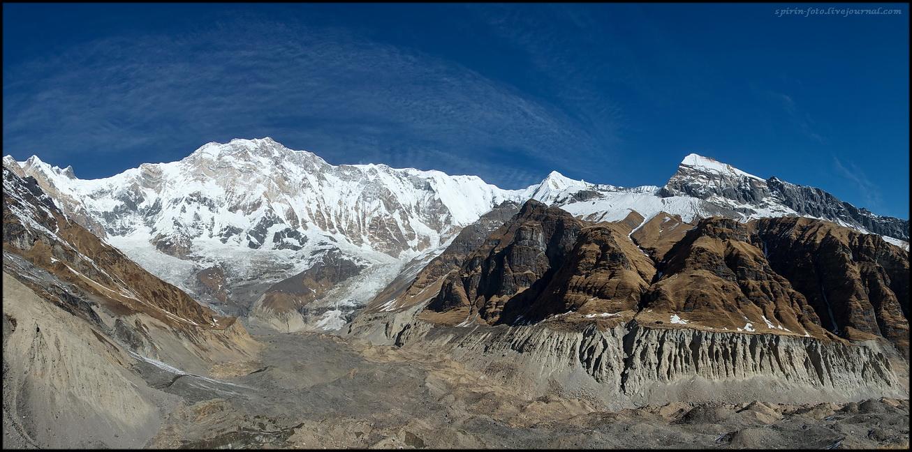 панорама 8 аннапурна обработ