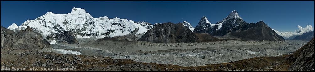 Untitled_Panorama6 ледник нгозумба
