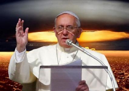 папа римский и конец света