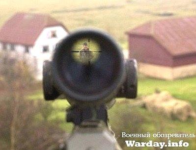 приоритетные цели для армейского снайпера