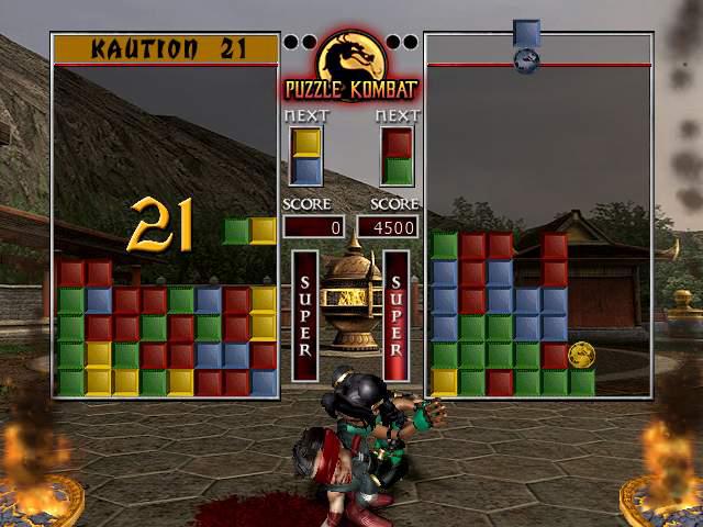 MK Puzzle