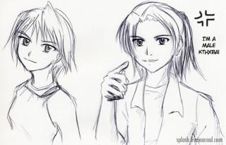 Yoshino and Masaru~
