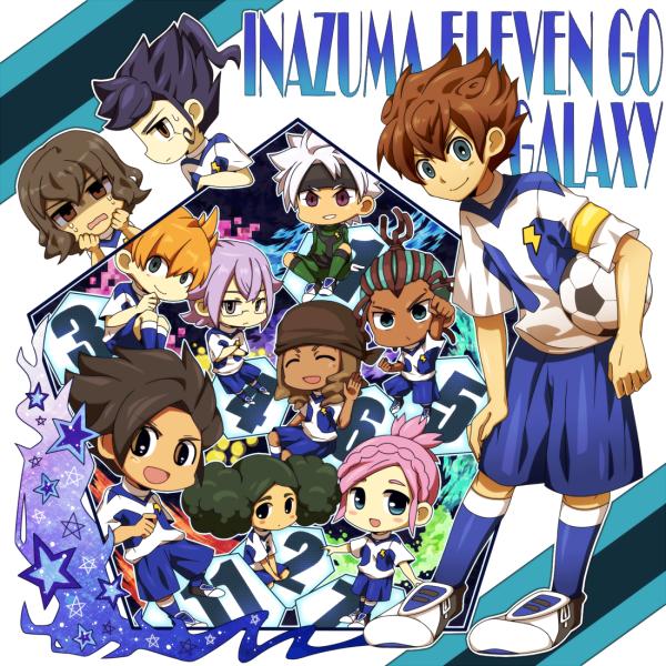 Release inazuma eleven go galaxy 04 ryuu rogue - Inazuma eleven galaxy ...