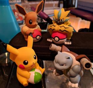 Permanent Pokemon Sales post - Everything else: splash