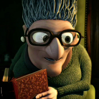 Granny O'Grimm reads