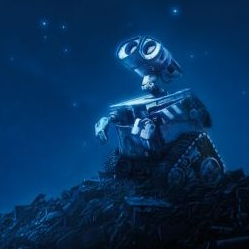 Wall-e hopes and waits