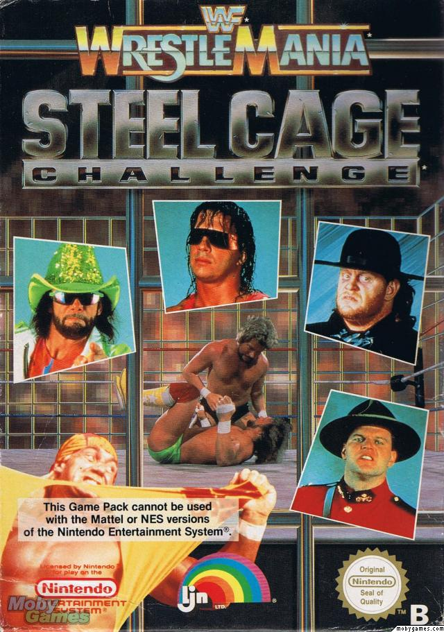 steel cage cover