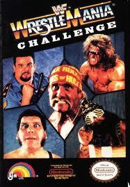 wrestlemania challenge co ver