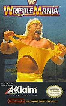 wrestlemania cover