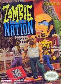 Zombienation cover
