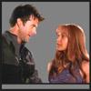 John and Teyla Against Gray 103