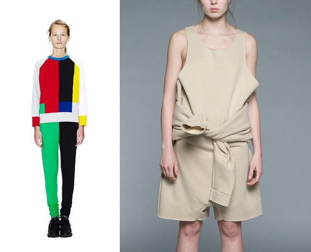 дизайнерская спортивная одежда