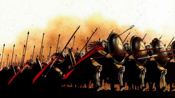 Криптия — законное убийство в Спарте
