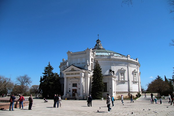 Крым: археологические объекты - под присмотром