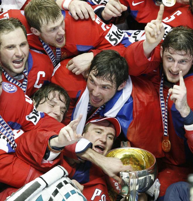 Россия чемпион картинки хоккей