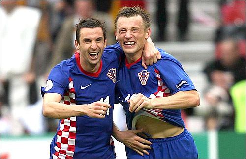 Сборная Хорватии – Сборная Германии