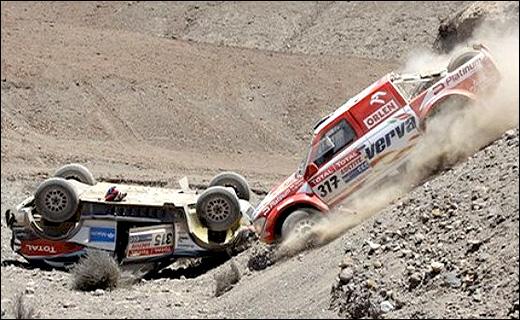 На «Дакаре»-2011 погиб аргентинский гонщик