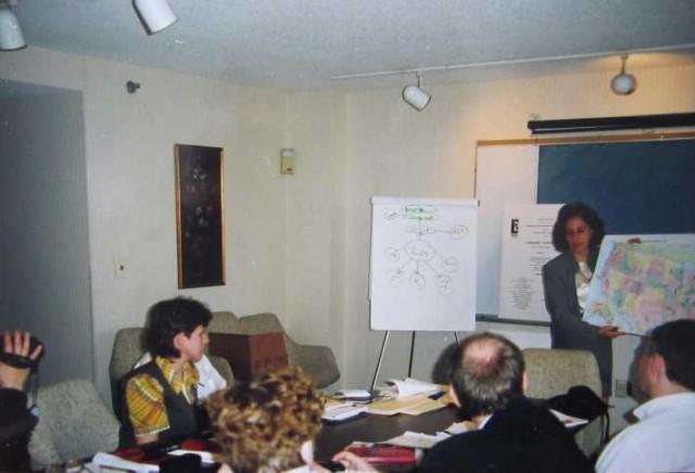 На установочном семинаре