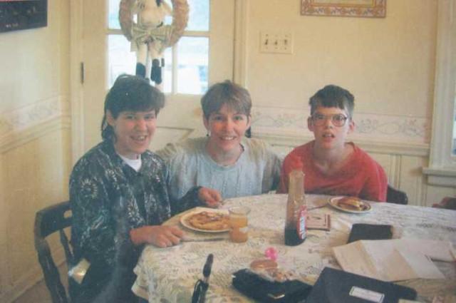 Завтрак с Барбарой и Питом