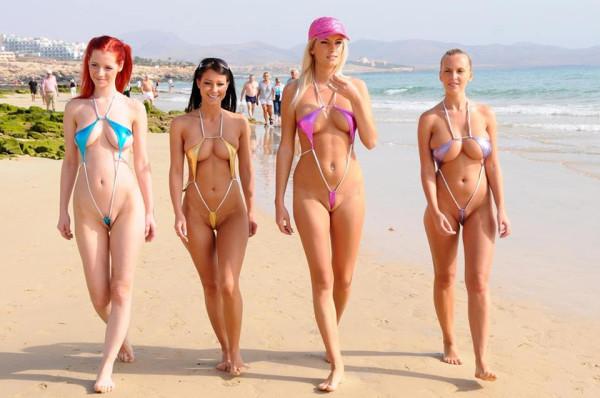 Фото девушек в бикини голых 44169 фотография