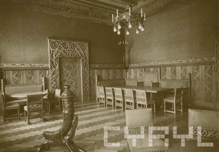 Скандинавский зал