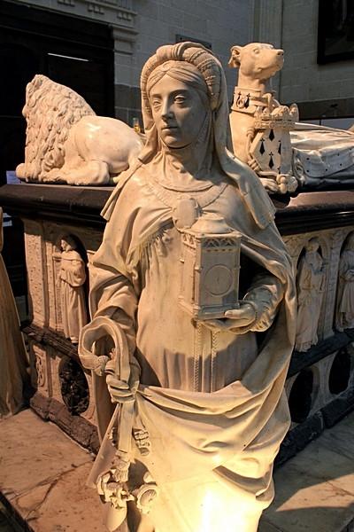 Надгробие Франциска II и Маргариты де Фуа_7