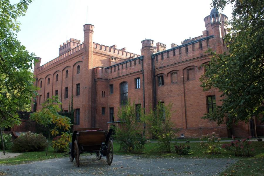 Замок Яна III Собеского, Жуцево_2