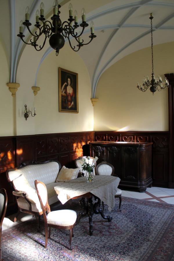 Замок Яна III Собеского, Жуцево_4