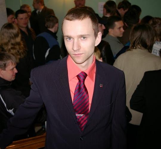 Алексей Барановский