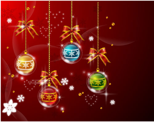 XMAS-Background-vector