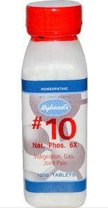 Фосфат соды (от изжоги)