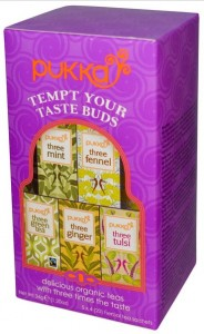 Чай Pukka ассорти