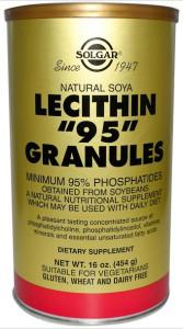 Solgar Лецитин