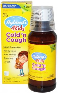 Hyland's, 4 Kids Cold 'n Cough