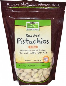 Now Foods Roasted Pistachios