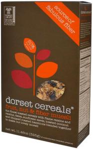 Dorset Cereals Fruit Nut Fiber Muesli